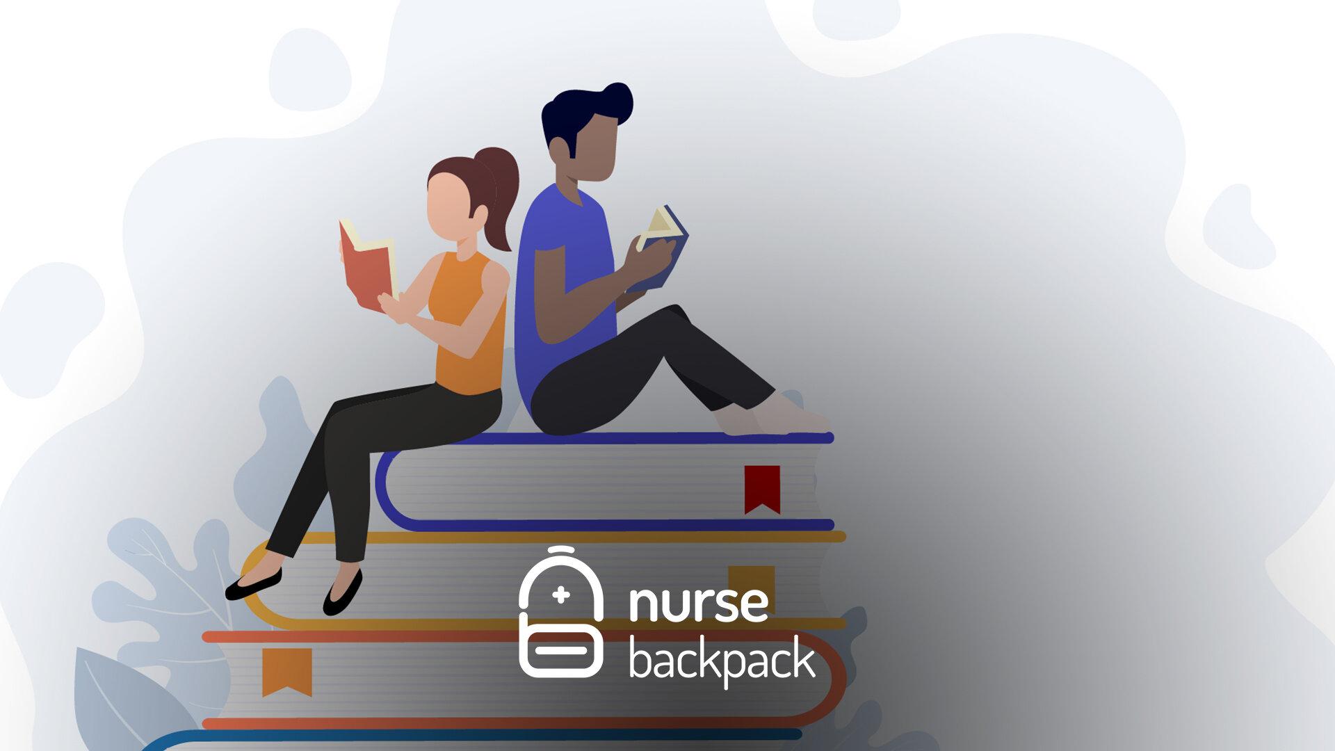 nurse backpack mobile app for nurse credential and license management