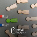 nurse mobile app travel nurse tool nurse backpack